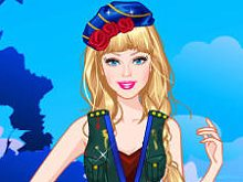 Barbie Camping Princess