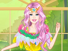 Barbie Earth Princess